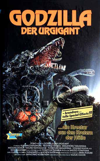 Godzilla – Kampf Der Sauriermutanten Stream